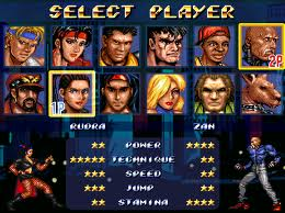 Streets Of Rage, LE beat them all de Sega