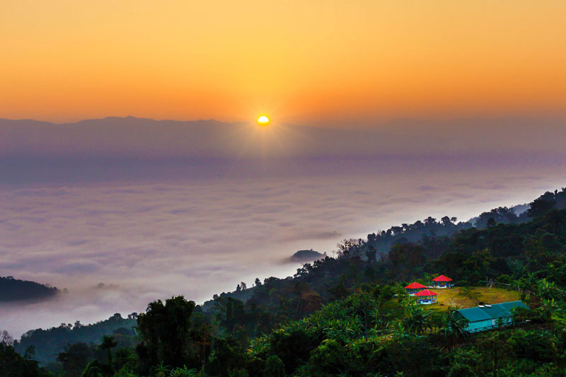 রাঙামাটির দর্শনিয় স্থান -২ঃ সাজেক ভ্যালি