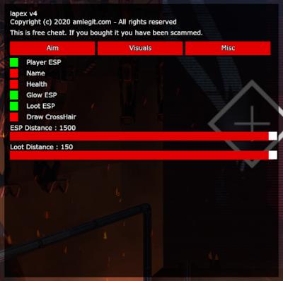 apex free cheat