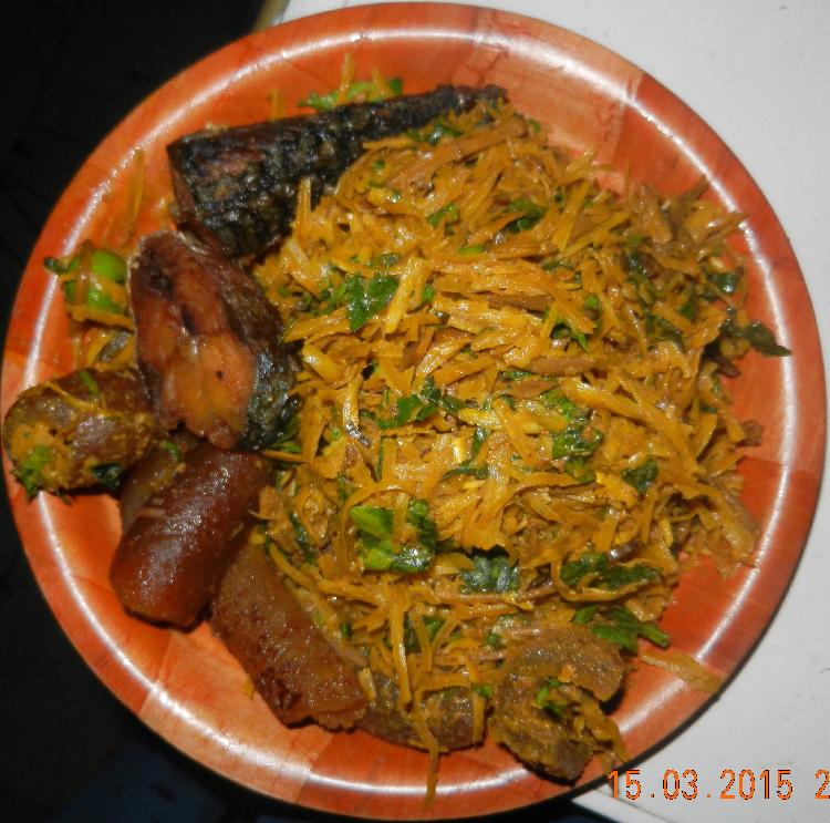 Nigerian Wedding Menu: Weddingtin.Com: Wedding Menu: Food To Serve Guest In A