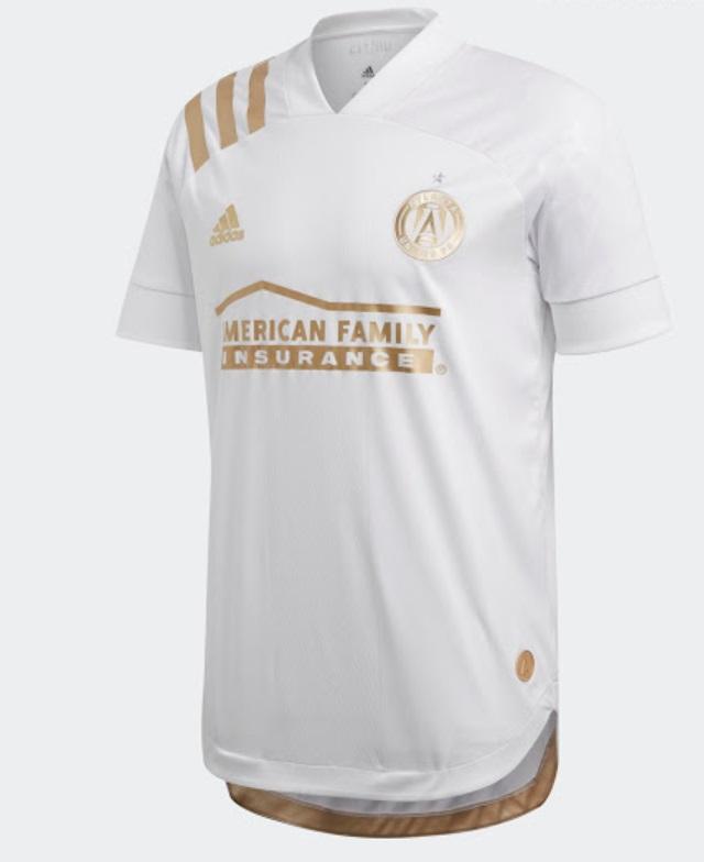 Atlanta United away kit 2020