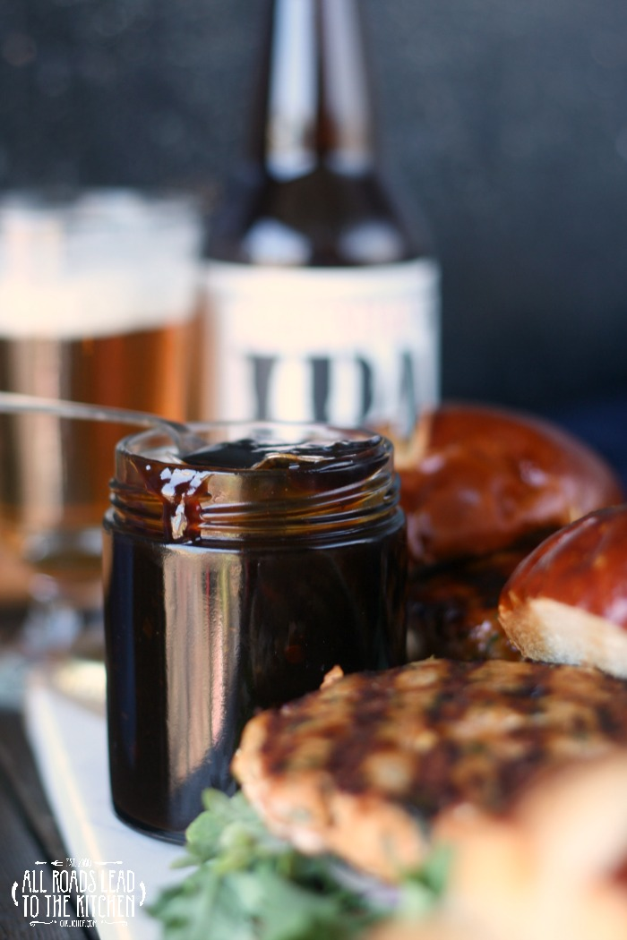 IPA-Hoisin Barbecue Sauce