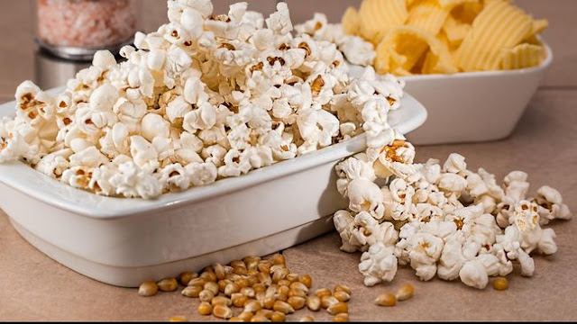 Manfaat Popcorn: Cegah Penyakit hingga Turunkan Berat Badan