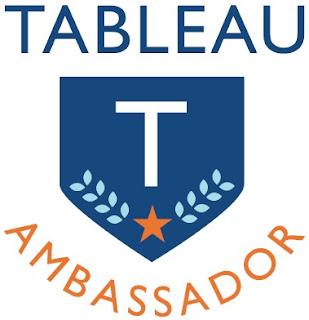 Tableau Ambassador