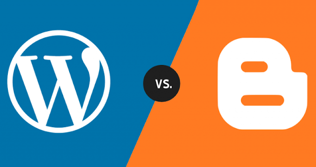Which blog platform is better to use : WordPress or Blogger?