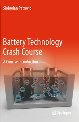 Battery Technology Crash Course: A Concise Introductionpdf free download