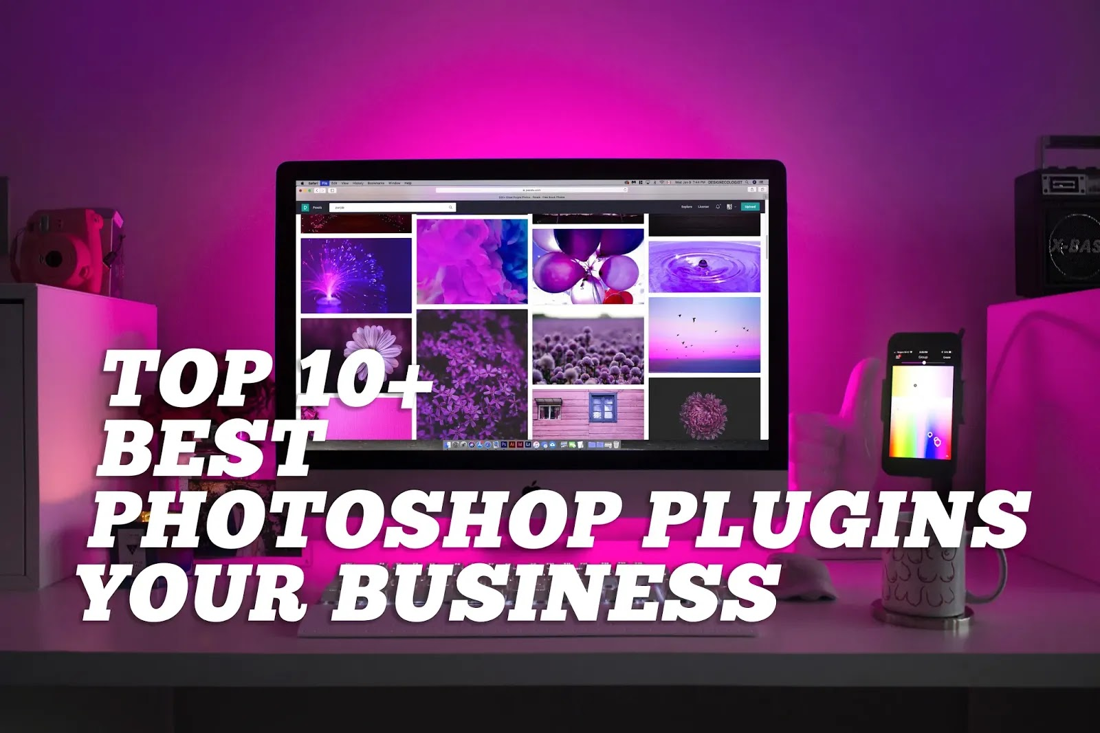 Top 10+ Best Photoshop Plugins your Business
