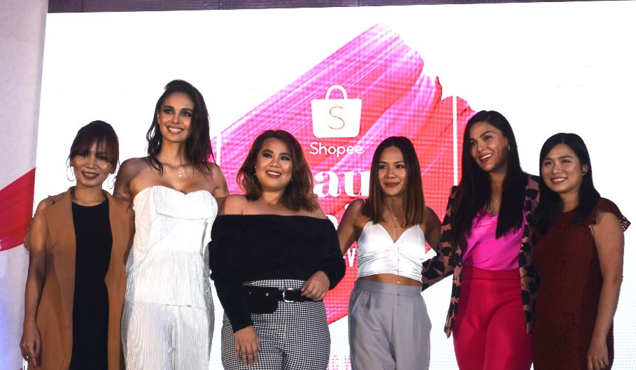 Shopee celebrates Women Empowerment with Megan Young, KC Concepcion, advocates