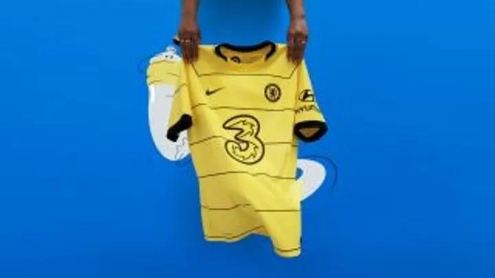 Nike launch new Chelsea away kit ahead of 2021/22 season