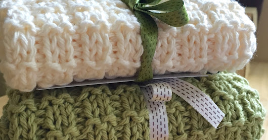 Love and Joy: NEW CLASS FORMING - Washcloth-of-the-Month at Hooked