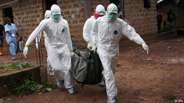#Ebola trending first day of June