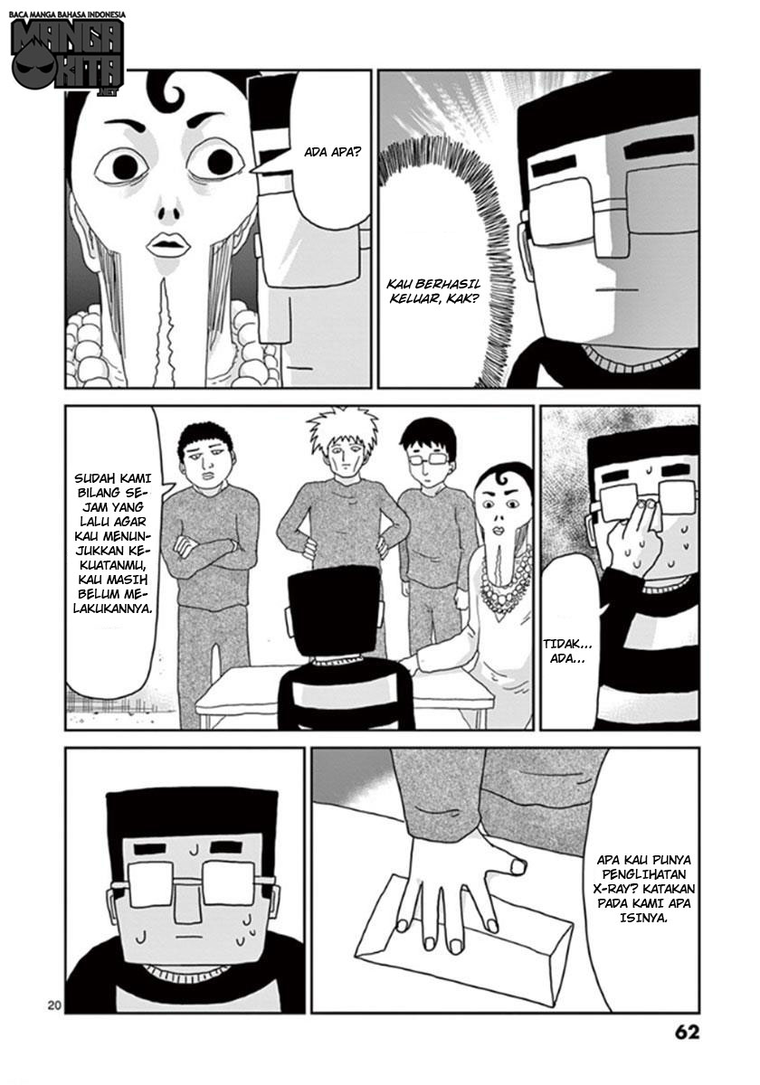 Mob Psycho 100 Chapter 37-20