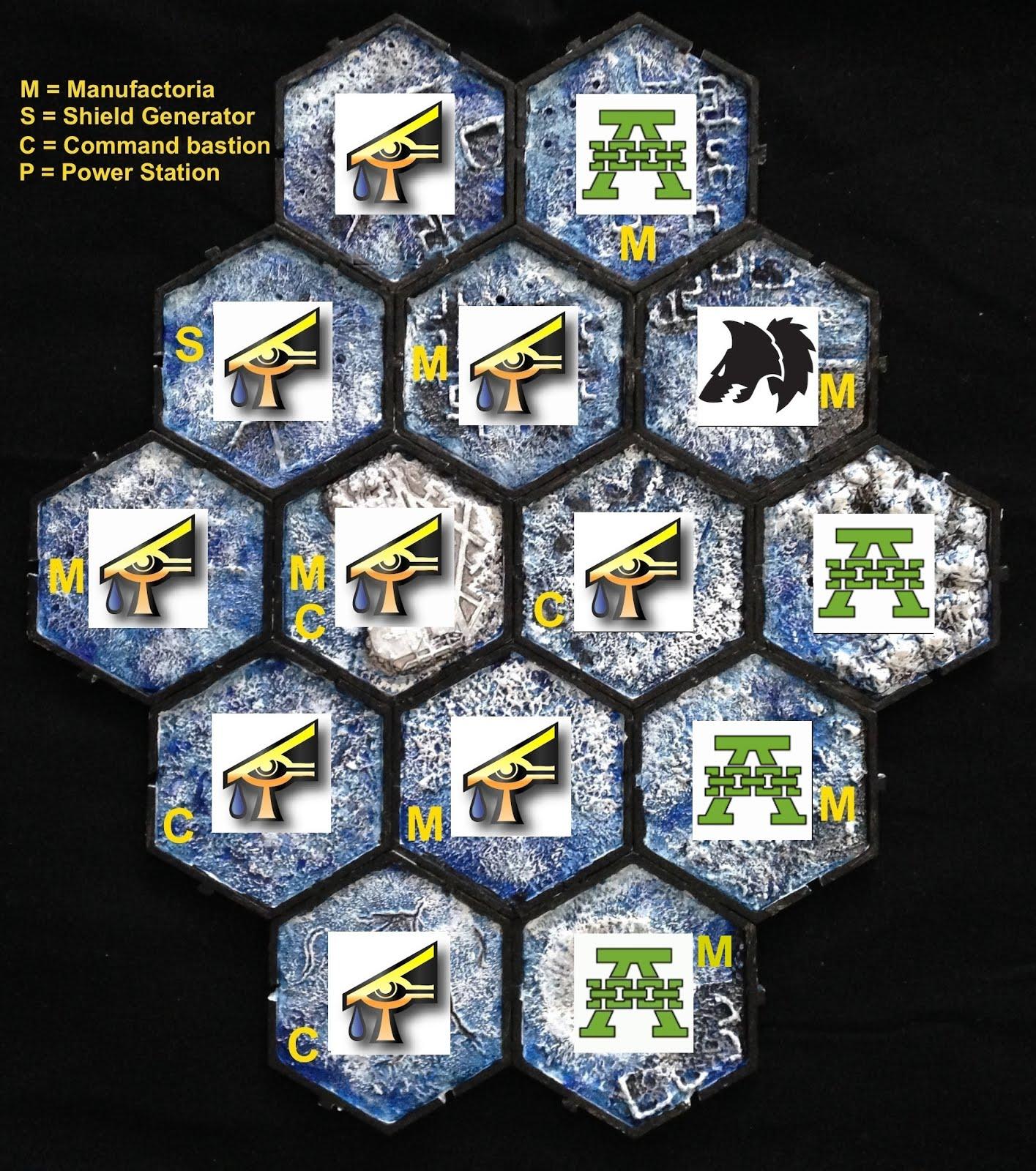 Warpstone Flux: Planetary Empires: Tournament Endgame