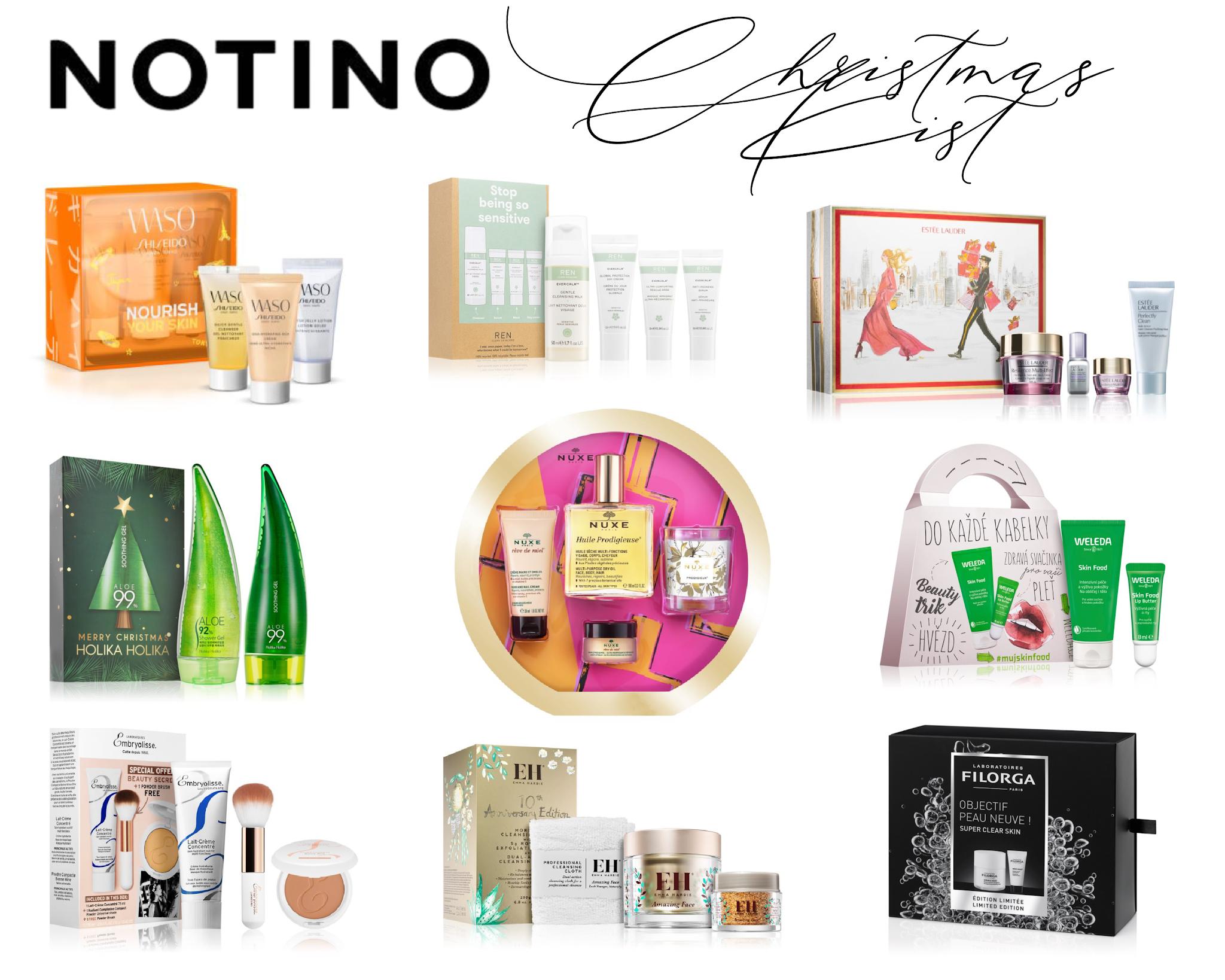идеи за коледни подаръци Notino