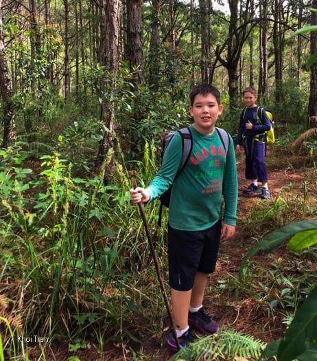 Trekking Tour Thác Cổng Trời (Vườn Quốc Gia Bidoup)