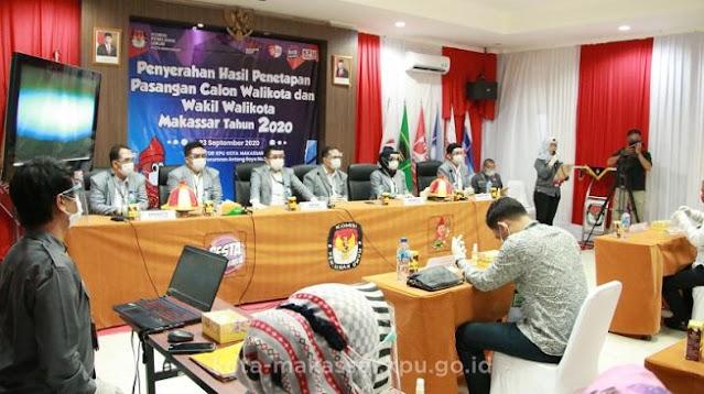 Ketua KPU Makassar dan Satu Anggota KPU Terkonfirmasi Positif Covid-19