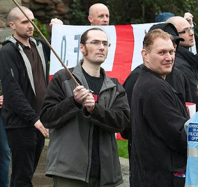Nazi fascism politics hate racism xenophobia anti-semitism paganism