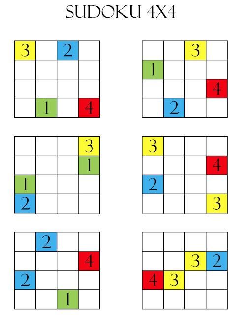Sudoku 4x4