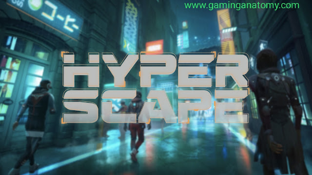 hyperscape wallpaper