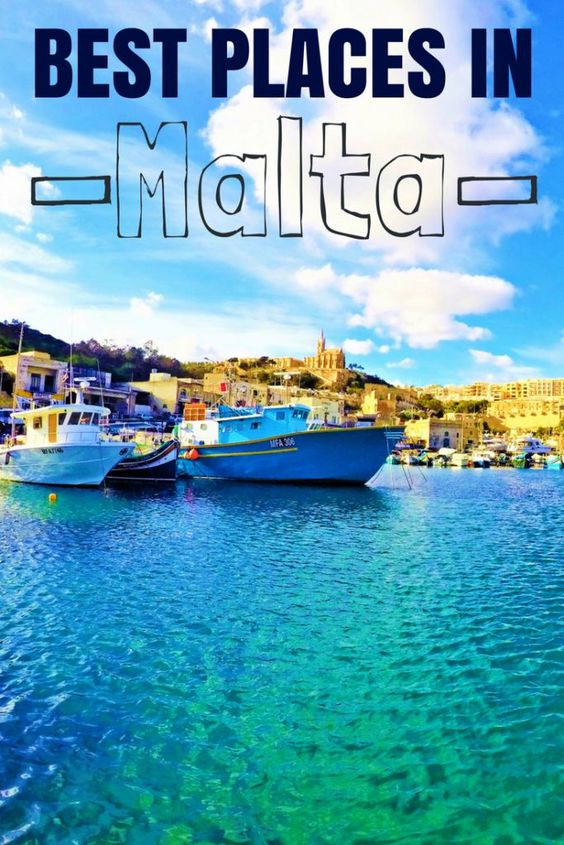 Malta | The List of Most Romantic Summer Getaways for an Unforgettable Time
