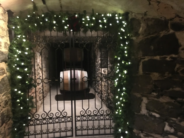 The Biltmore Winery at Christmas