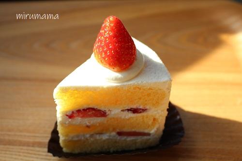 antいちごのショートケーキ