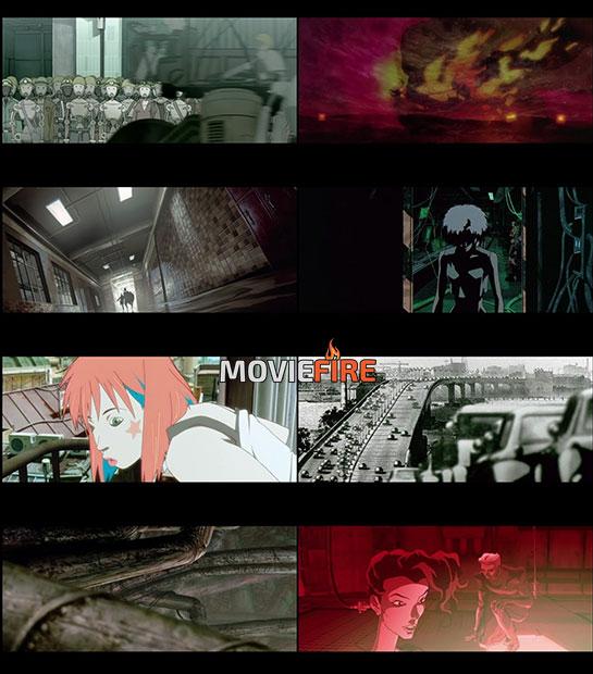 The Animatrix (2003) 1080p