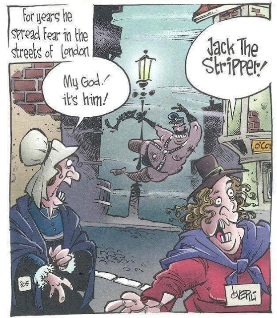 Funny Jack The Stripper Cartoon Picture