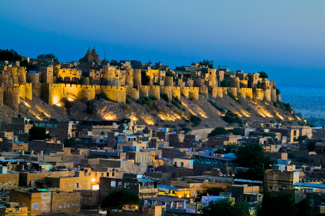 Places to visit in Golden City Jaisalmer