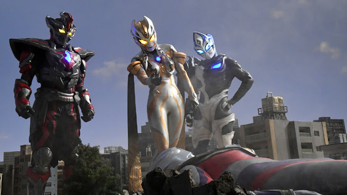 Ultraman Trigger Episode 11 Subtitle Indonesia