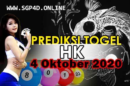 Prediksi Togel HK 4 Oktober 2020