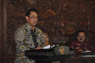 Plt. Sekda Trenggalek Buka Advokasi Pembentukan Pokja Tim Keluarga Berencana