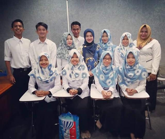 Microteaching at English Education Study Program