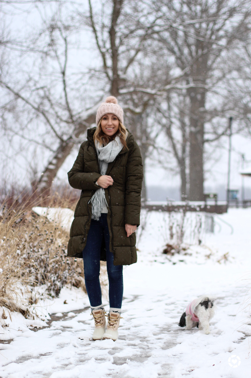 winter outfit  weekend style  lilly style