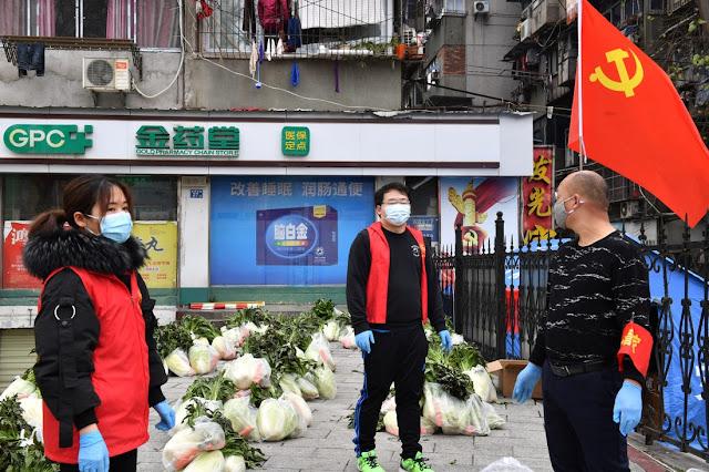 Coronavirus: China reports zero case for third day running