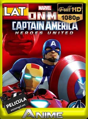 Iron Man & Capitán América: Héroes Unidos (2014) WEB-DL FULL 1080p Latino [Google Drive] BerlinHD