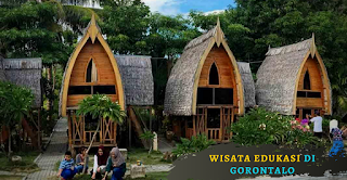 Objek Wisata Edukasi di Gorontalo yang banyak dikunjungi
