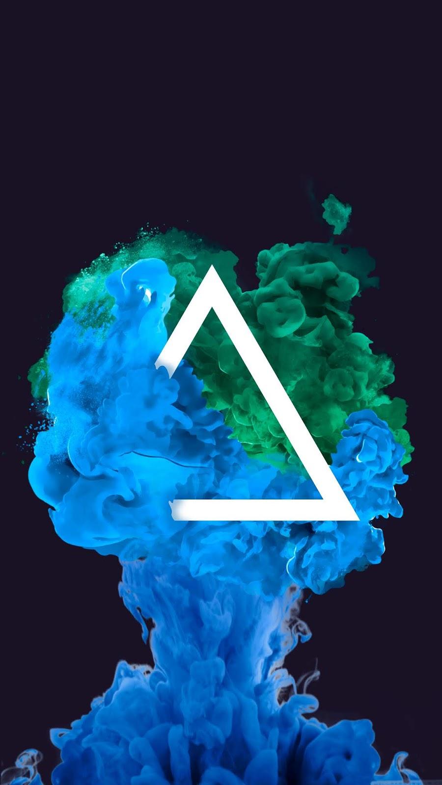 Triangle Smoke