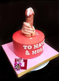 A Penis Shaped Cake