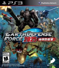 Earth Defense Force 2025 PS3 Torrent