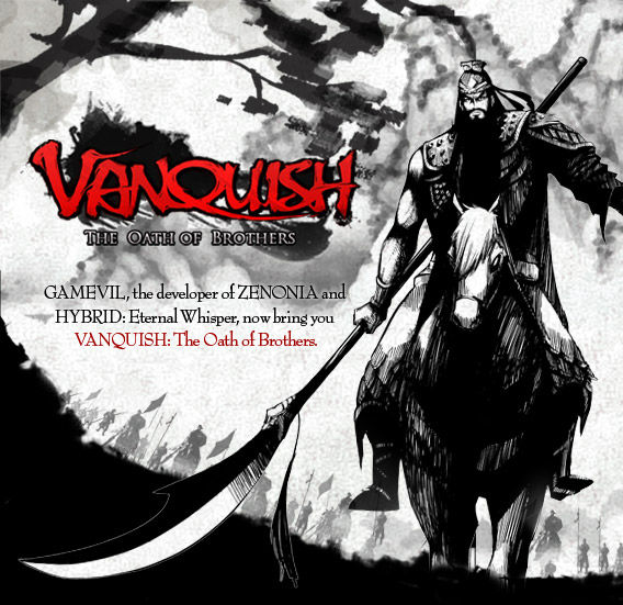 """VANQUISH: The Oath of Brothers"""