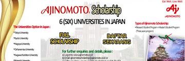 Beasiswa S2 Jepang 2020