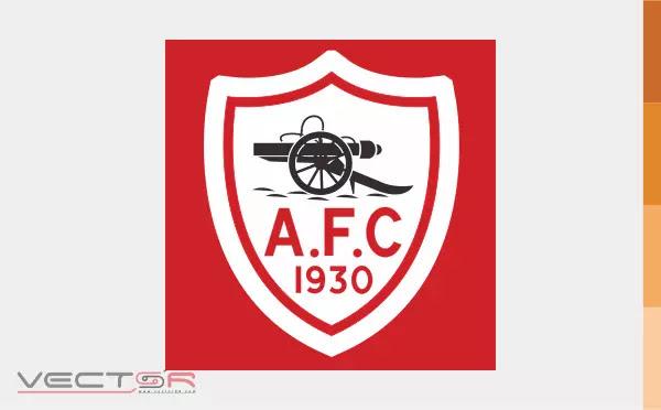 Arsenal FC (1930) Logo - Download Vector File AI (Adobe Illustrator)
