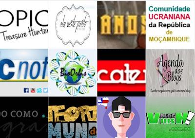 Banners de blogs parceiros