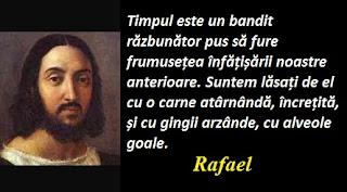 Citatul zilei: 6 aprilie - Rafael