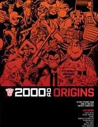 2000 AD Origins
