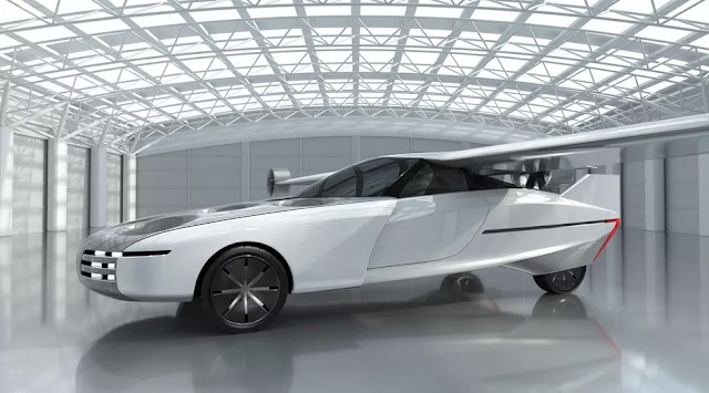 Design of a new vehicle: Aska, a multi-purpose vehicle designed for road driving and for air travel