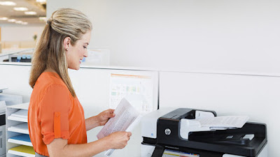how to setup hp printer