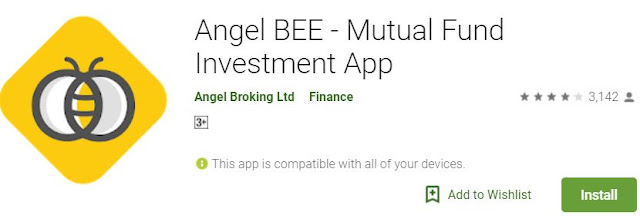 YouthApps - Angel BEE - Mutual Fund Investment App