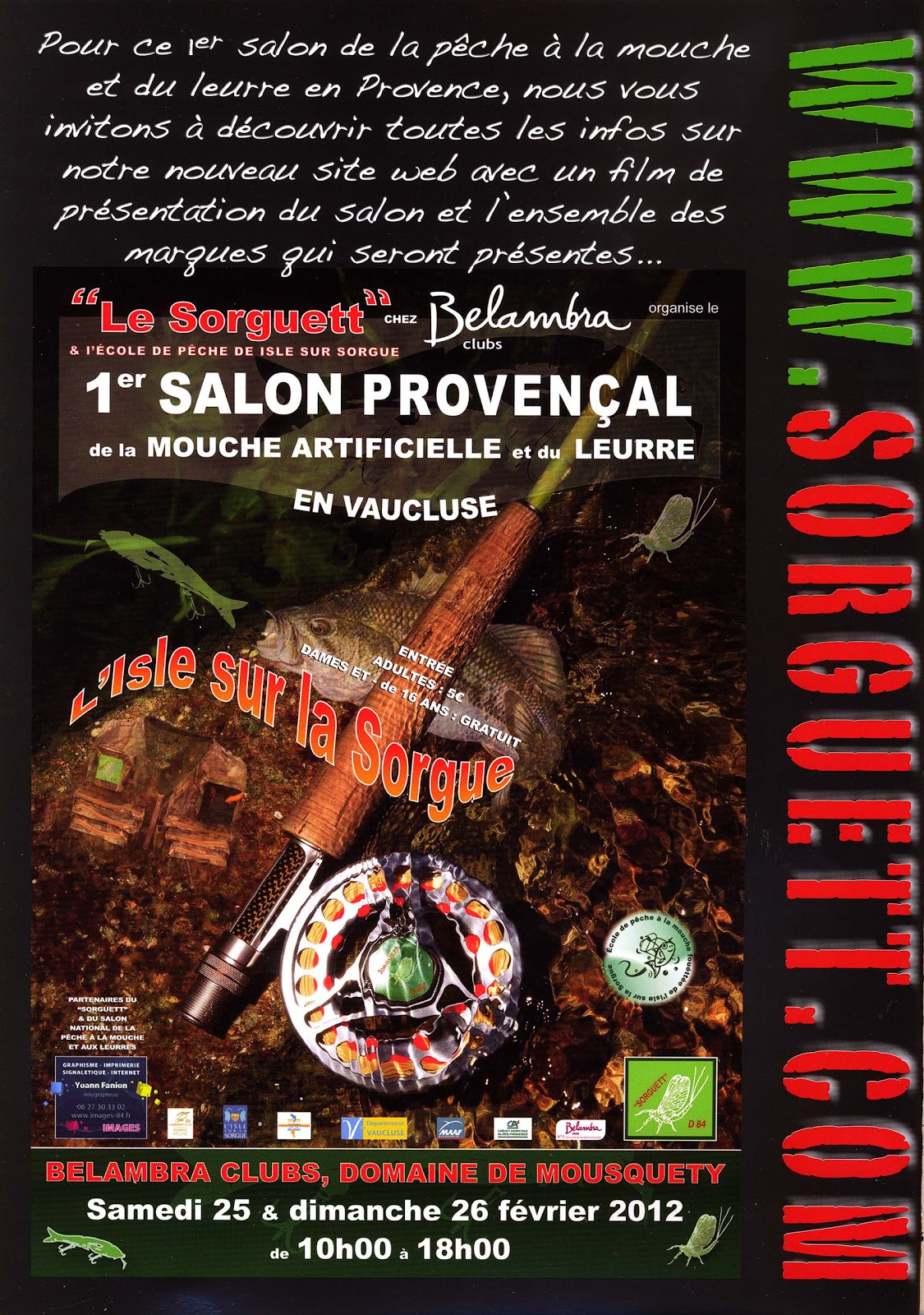 Salon Provencal Collectif Clubs Mouche 31 Salon Provencal Quotle Sorguett Quot
